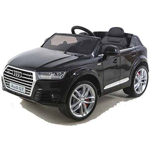 simron audi q7 quattro suv elektro kinderauto. Black Bedroom Furniture Sets. Home Design Ideas