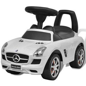 bobby car mercedes das passende rutschauto findenautos. Black Bedroom Furniture Sets. Home Design Ideas