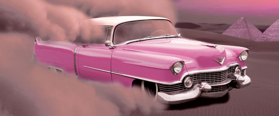 Bobby Car Pink